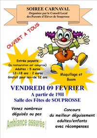 affiche CARNAVAL A4